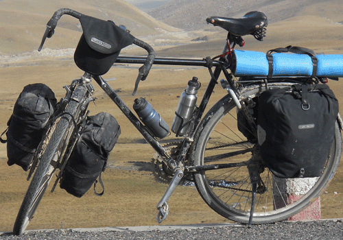 Choosing a Bike Saddle Bag-panniers