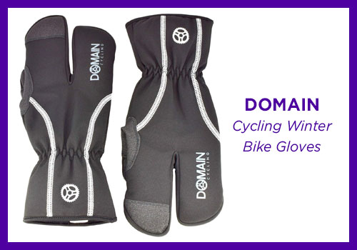 Domain Cycling Winter Bike Gloves