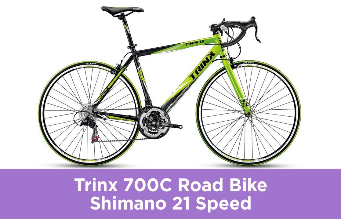 Trinx 700C Road Bike Shimano 21 Speed