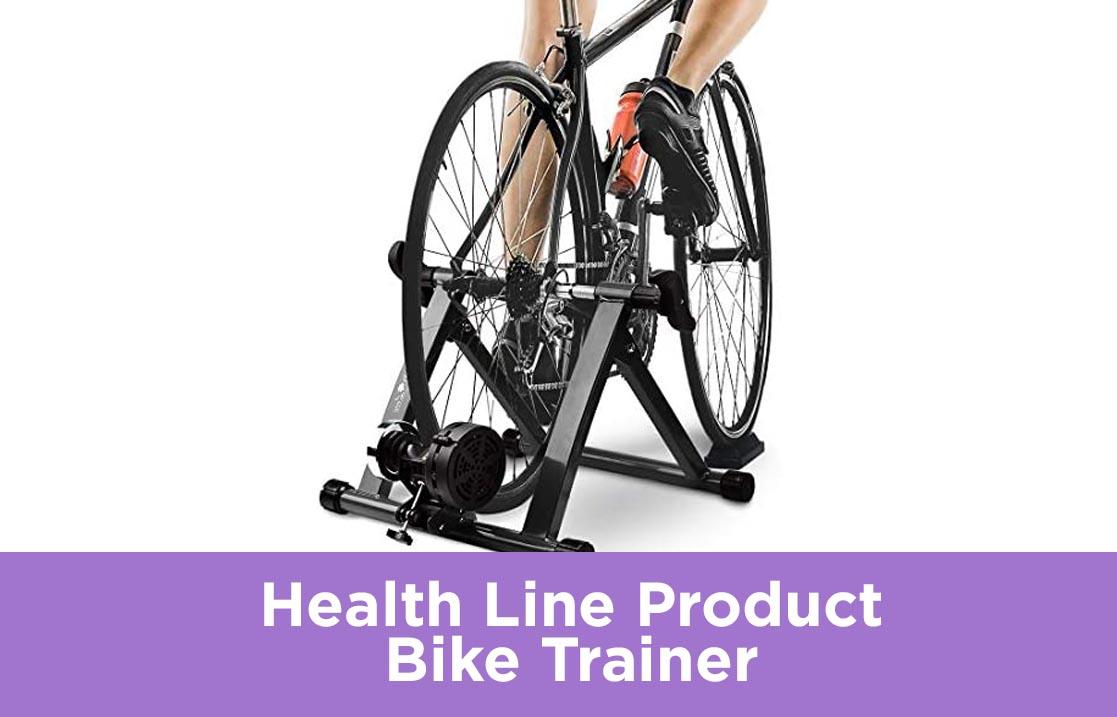 Health Line Product Bike Trainer