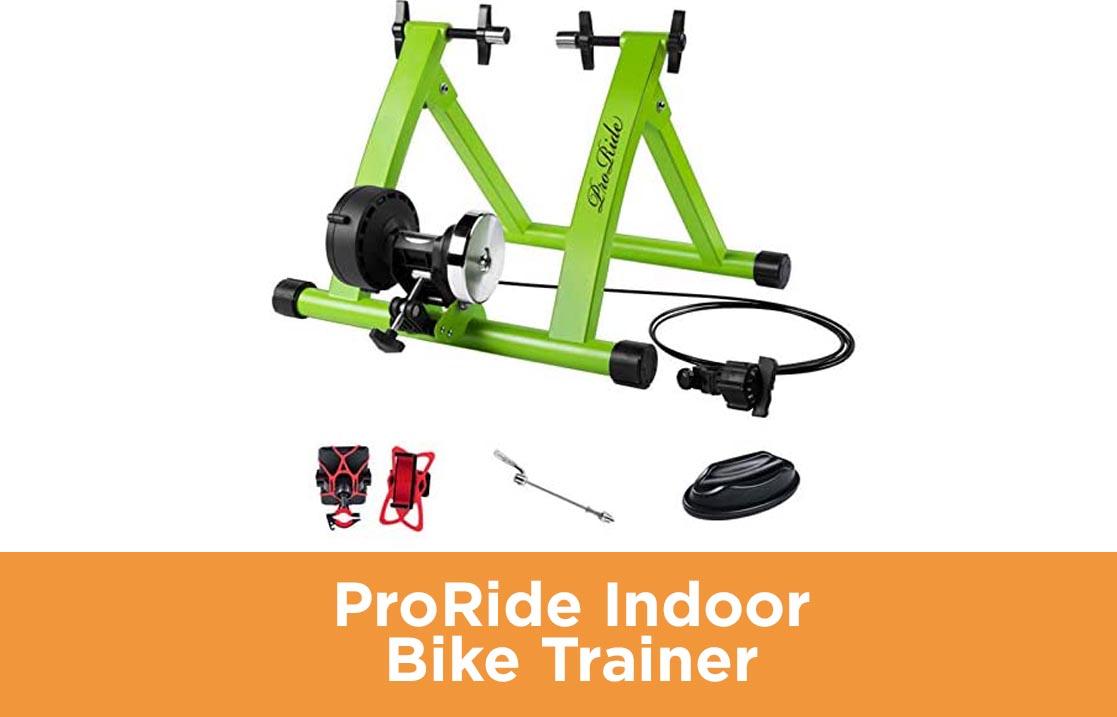 ProRide Indoor Bike Trainer