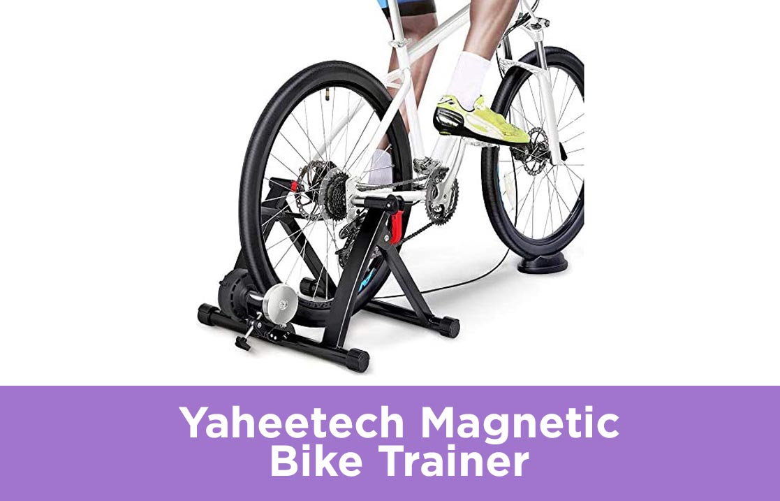 Yaheetech Magnetic Bike Trainer
