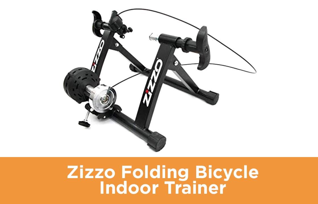 Zizzo Folding Bicycle Indoor Trainer